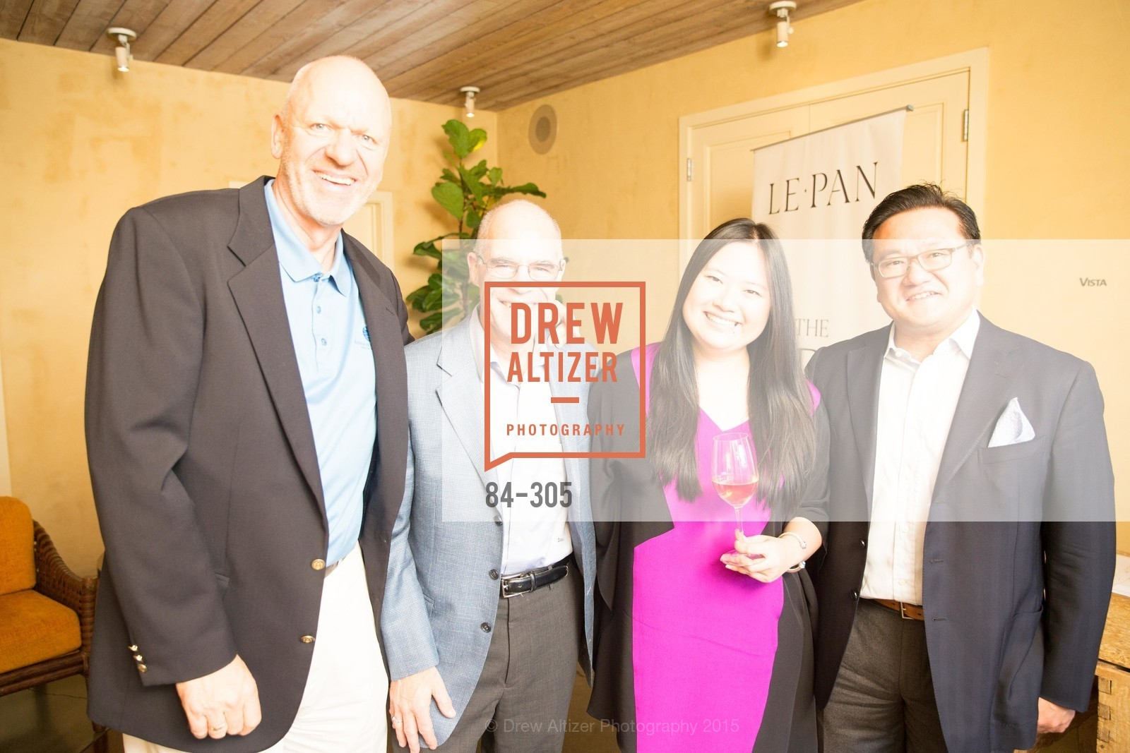 George Goeggel, Keith Perry, Jenny Pan, Jae Chun, LE PAN Napa Valley Launch Cocktail Party, Auberge dr Soliel, September 22nd, 2015,Drew Altizer, Drew Altizer Photography, full-service agency, private events, San Francisco photographer, photographer california