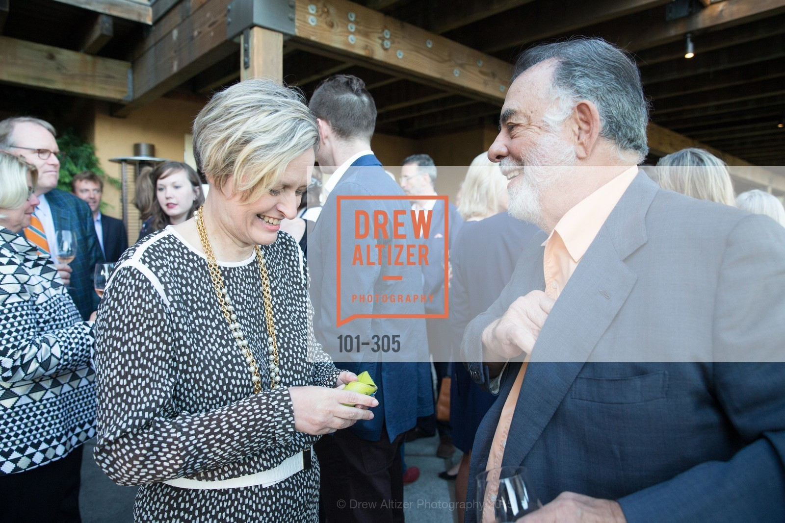 Francis Ford Coppola, LE PAN Napa Valley Launch Cocktail Party, Auberge dr Soliel, September 22nd, 2015,Drew Altizer, Drew Altizer Photography, full-service agency, private events, San Francisco photographer, photographer california