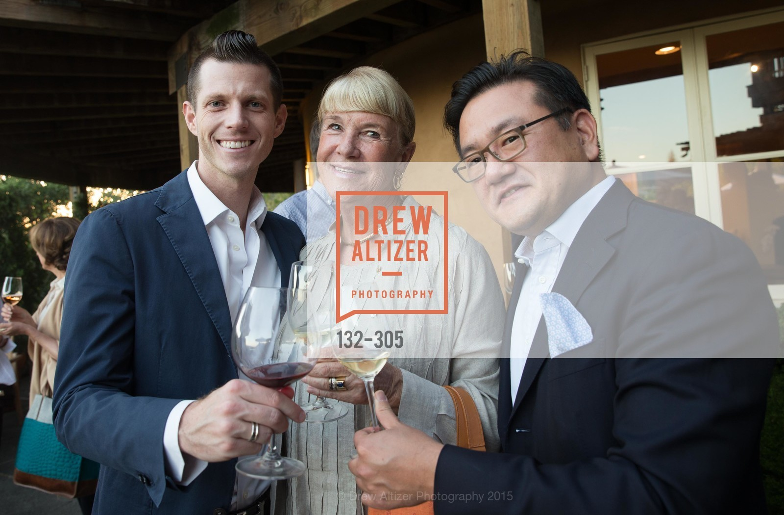 Will Harlan, Robin Lail, Jae Chun, LE PAN Napa Valley Launch Cocktail Party, Auberge dr Soliel, September 22nd, 2015,Drew Altizer, Drew Altizer Photography, full-service agency, private events, San Francisco photographer, photographer california