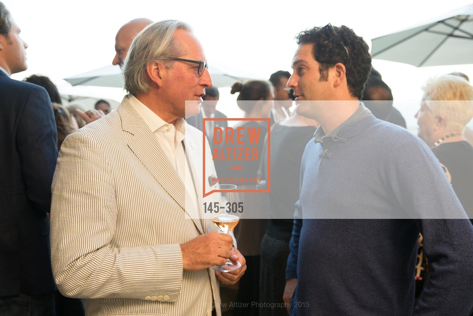 Gilles De Chambure, Loren Trefethen, LE PAN Napa Valley Launch Cocktail Party, Auberge dr Soliel, September 22nd, 2015,Drew Altizer, Drew Altizer Photography, full-service agency, private events, San Francisco photographer, photographer california