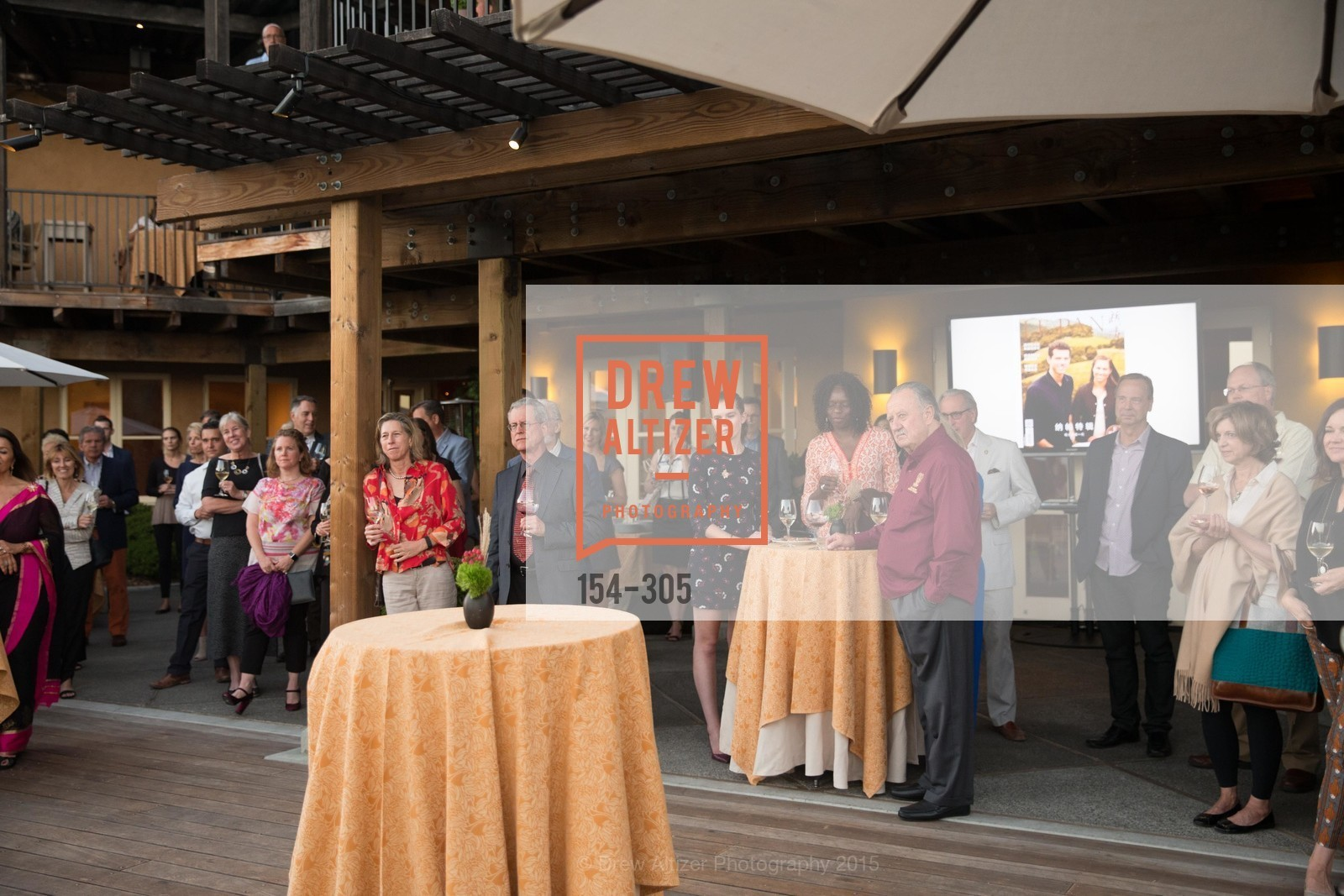 Atmosphere, LE PAN Napa Valley Launch Cocktail Party, Auberge dr Soliel, September 22nd, 2015