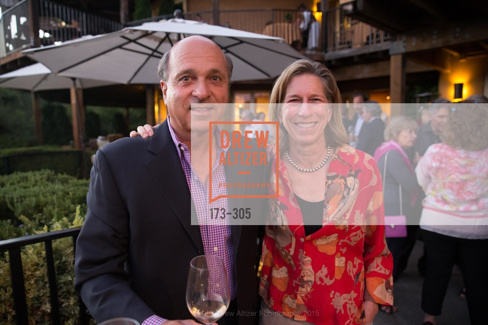 David Abreu, Beth Novak Millikem, LE PAN Napa Valley Launch Cocktail Party, Auberge dr Soliel, September 22nd, 2015,Drew Altizer, Drew Altizer Photography, full-service agency, private events, San Francisco photographer, photographer california