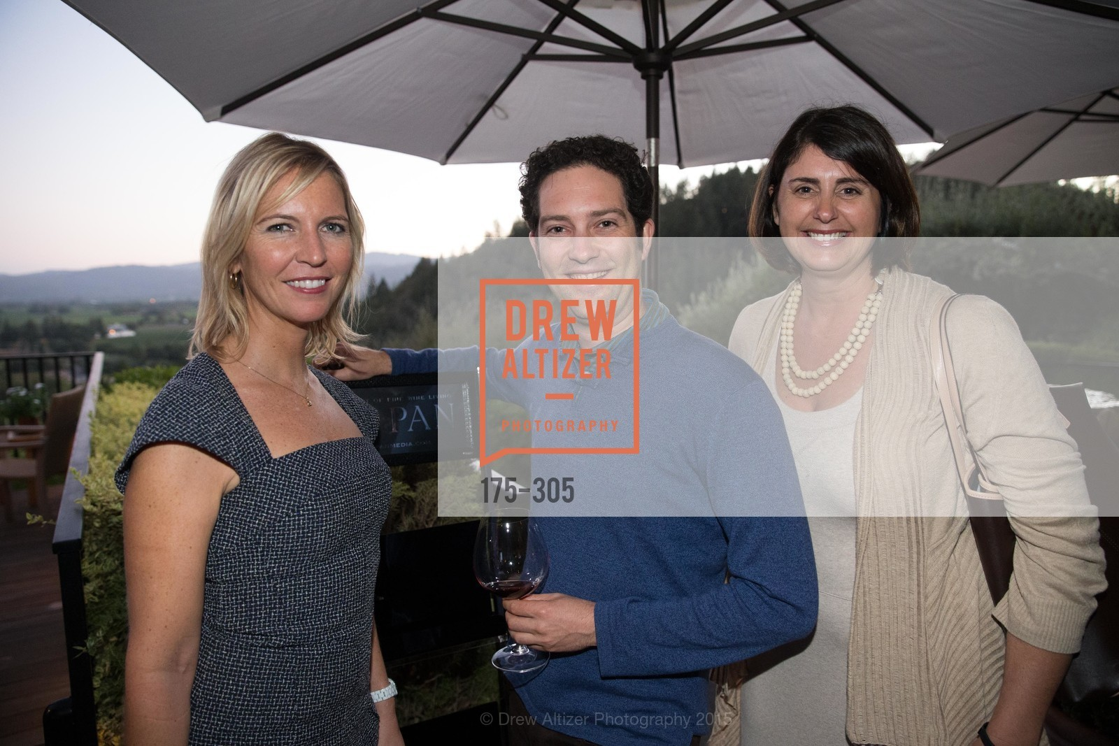 Betsy Reynard, Loren Trefethen, Stacey Dolan, LE PAN Napa Valley Launch Cocktail Party, Auberge dr Soliel, September 22nd, 2015,Drew Altizer, Drew Altizer Photography, full-service agency, private events, San Francisco photographer, photographer california