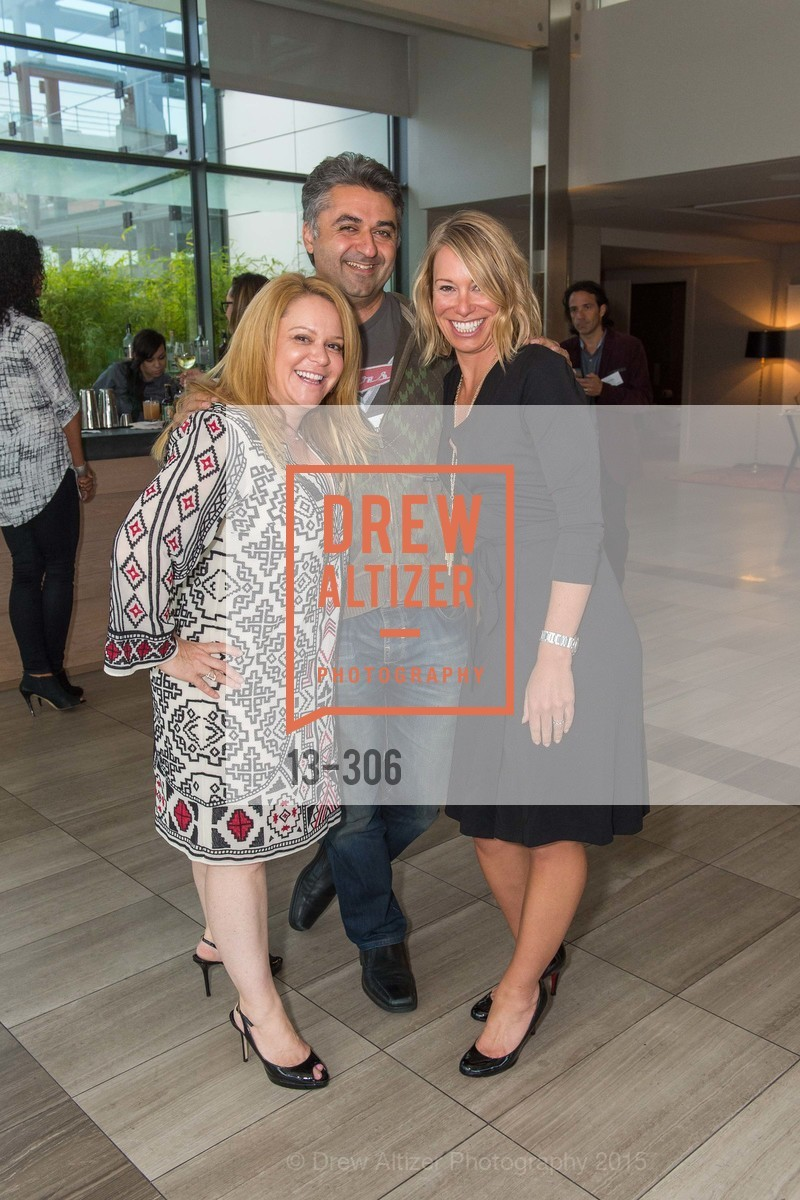 Donna Burke, Hooman Khalili, Mary Magnani, Sparkpr's Annual Rooftop Soirée, The Battery Penthouse, September 22nd, 2015,Drew Altizer, Drew Altizer Photography, full-service agency, private events, San Francisco photographer, photographer california