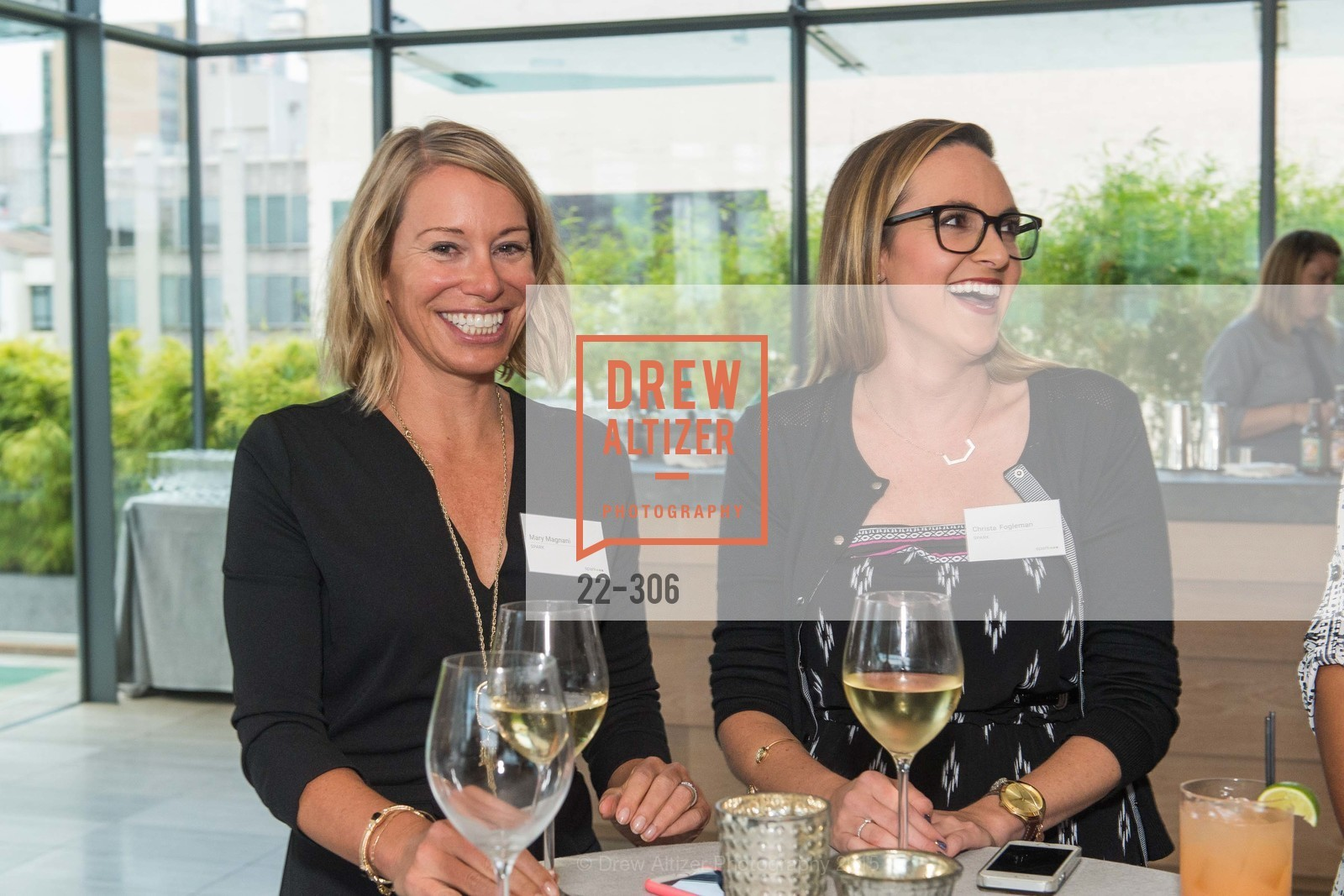Mary Magnani, Christa Fogleman, Sparkpr's Annual Rooftop Soirée, The Battery Penthouse, September 22nd, 2015,Drew Altizer, Drew Altizer Photography, full-service event agency, private events, San Francisco photographer, photographer California