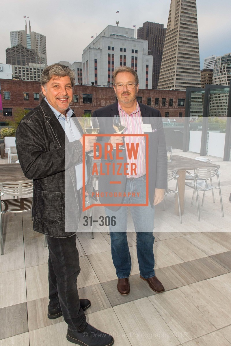 Alan Soucy, Tobin Trevarthen, Sparkpr's Annual Rooftop Soirée, The Battery Penthouse, September 22nd, 2015,Drew Altizer, Drew Altizer Photography, full-service agency, private events, San Francisco photographer, photographer california