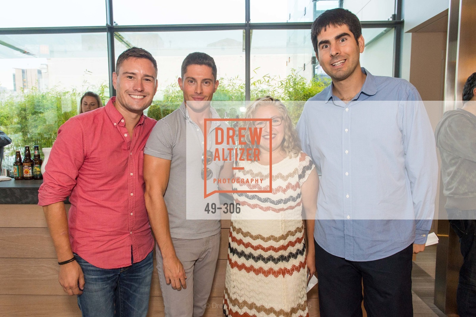 Rob Benning, Andrew Noyes, Diane Schreiber, Niko Bonatsos, Sparkpr's Annual Rooftop Soirée, The Battery Penthouse, September 22nd, 2015,Drew Altizer, Drew Altizer Photography, full-service agency, private events, San Francisco photographer, photographer california