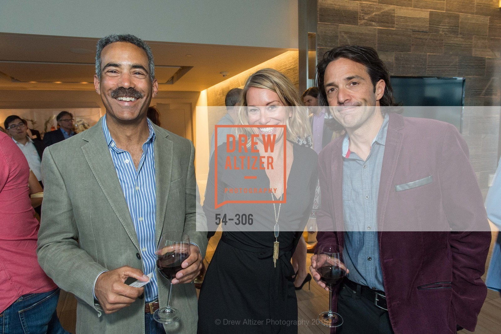 Jeff Thomas, Mary Magnani, Michael Celiceo, Sparkpr's Annual Rooftop Soirée, The Battery Penthouse, September 22nd, 2015,Drew Altizer, Drew Altizer Photography, full-service agency, private events, San Francisco photographer, photographer california