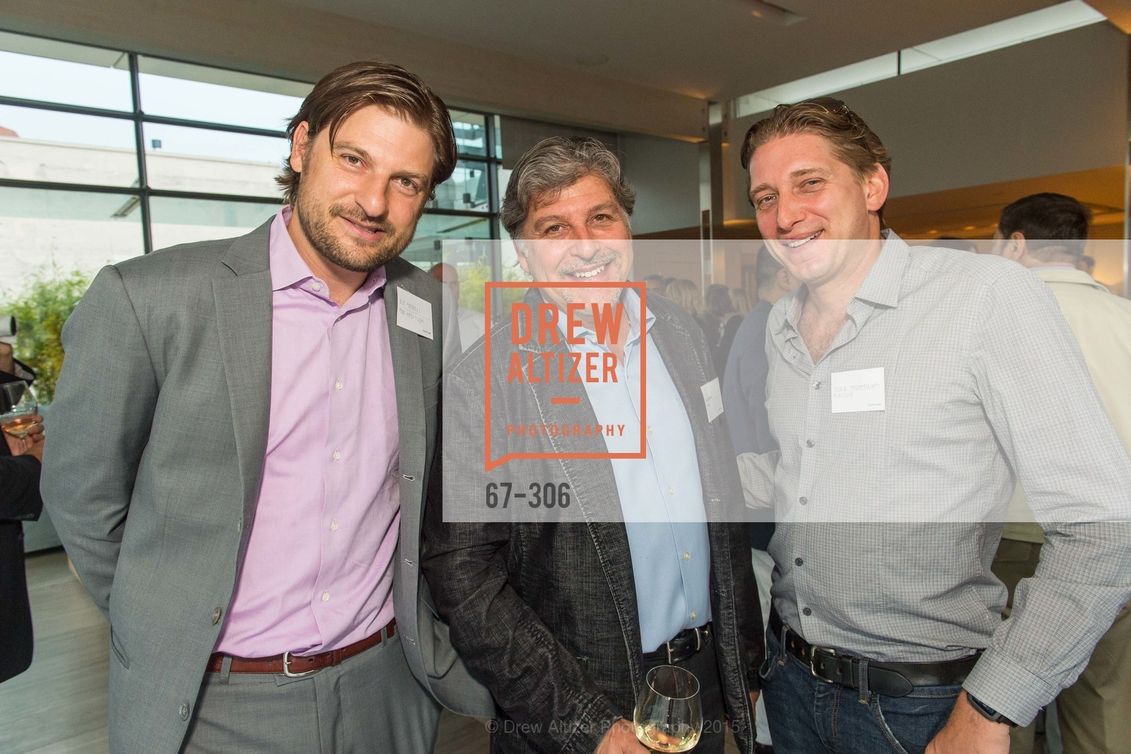 Ed Spiegel, Alan Soucy, Dave Matthews, Sparkpr's Annual Rooftop Soirée, The Battery Penthouse, September 22nd, 2015,Drew Altizer, Drew Altizer Photography, full-service agency, private events, San Francisco photographer, photographer california