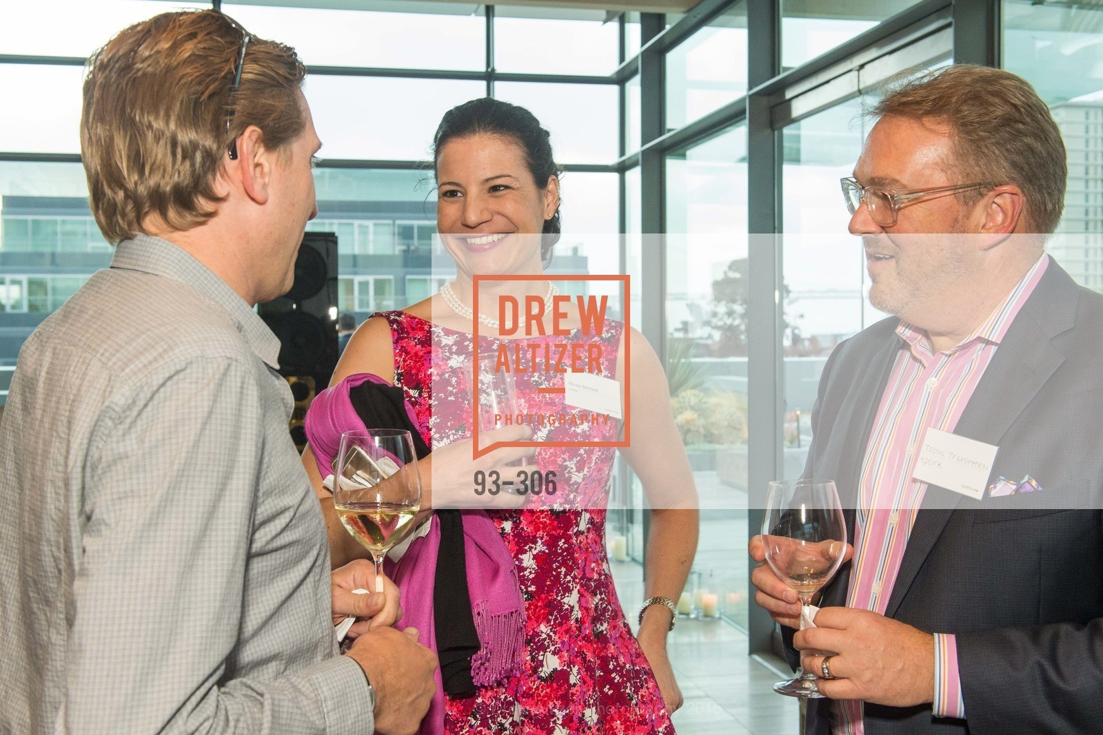 Nicole Bestard, Tobin Trevarthen, Sparkpr's Annual Rooftop Soirée, The Battery Penthouse, September 22nd, 2015,Drew Altizer, Drew Altizer Photography, full-service agency, private events, San Francisco photographer, photographer california