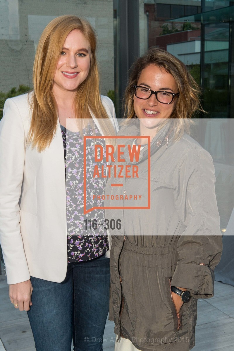 Katherine Mora, Merrett Spangler, Sparkpr's Annual Rooftop Soirée, The Battery Penthouse, September 22nd, 2015,Drew Altizer, Drew Altizer Photography, full-service agency, private events, San Francisco photographer, photographer california