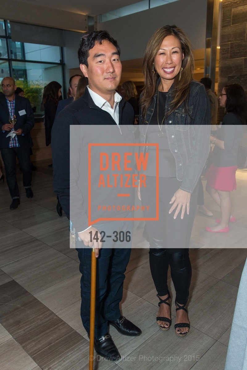 Emile Carey, Joy Boatwright, Sparkpr's Annual Rooftop Soirée, The Battery Penthouse, September 22nd, 2015,Drew Altizer, Drew Altizer Photography, full-service agency, private events, San Francisco photographer, photographer california