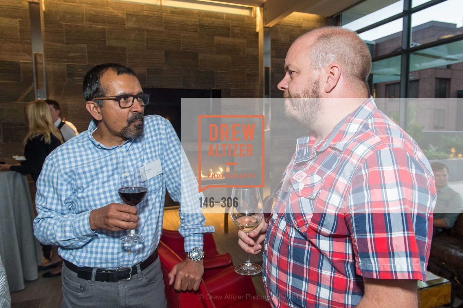 Sam Vasisht, Marc Holmes, Sparkpr's Annual Rooftop Soirée, The Battery Penthouse, September 22nd, 2015,Drew Altizer, Drew Altizer Photography, full-service agency, private events, San Francisco photographer, photographer california