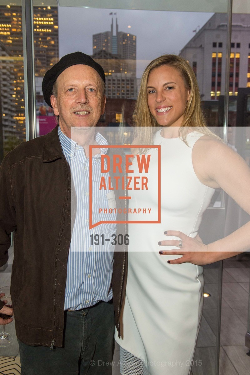 Don Clark, Crystal Mackenzie, Sparkpr's Annual Rooftop Soirée, The Battery Penthouse, September 22nd, 2015,Drew Altizer, Drew Altizer Photography, full-service agency, private events, San Francisco photographer, photographer california