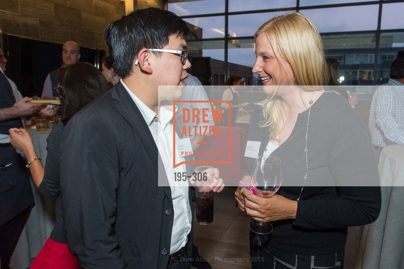Ken Yeung, Katja Gagen, Sparkpr's Annual Rooftop Soirée, The Battery Penthouse, September 22nd, 2015,Drew Altizer, Drew Altizer Photography, full-service agency, private events, San Francisco photographer, photographer california