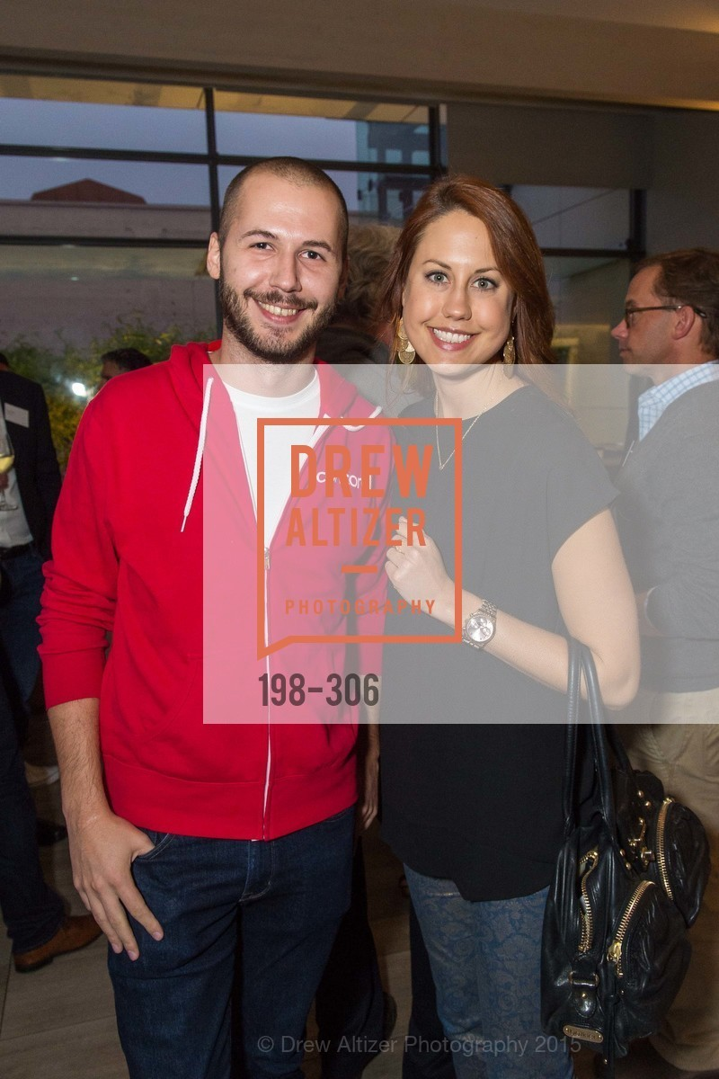 Matt Lahoumeau, Laura Richardson, Sparkpr's Annual Rooftop Soirée, The Battery Penthouse, September 22nd, 2015,Drew Altizer, Drew Altizer Photography, full-service agency, private events, San Francisco photographer, photographer california
