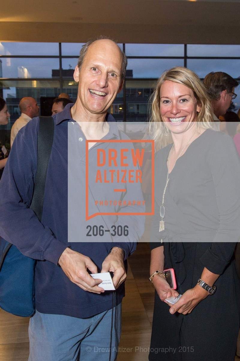Mark Boslet, Mary Magnani, Sparkpr's Annual Rooftop Soirée, The Battery Penthouse, September 22nd, 2015,Drew Altizer, Drew Altizer Photography, full-service agency, private events, San Francisco photographer, photographer california