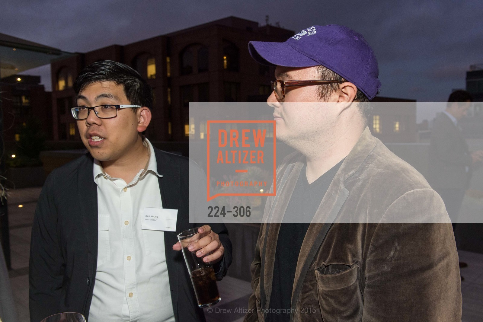 Ken Yeung, Sparkpr's Annual Rooftop Soirée, The Battery Penthouse, September 22nd, 2015,Drew Altizer, Drew Altizer Photography, full-service agency, private events, San Francisco photographer, photographer california