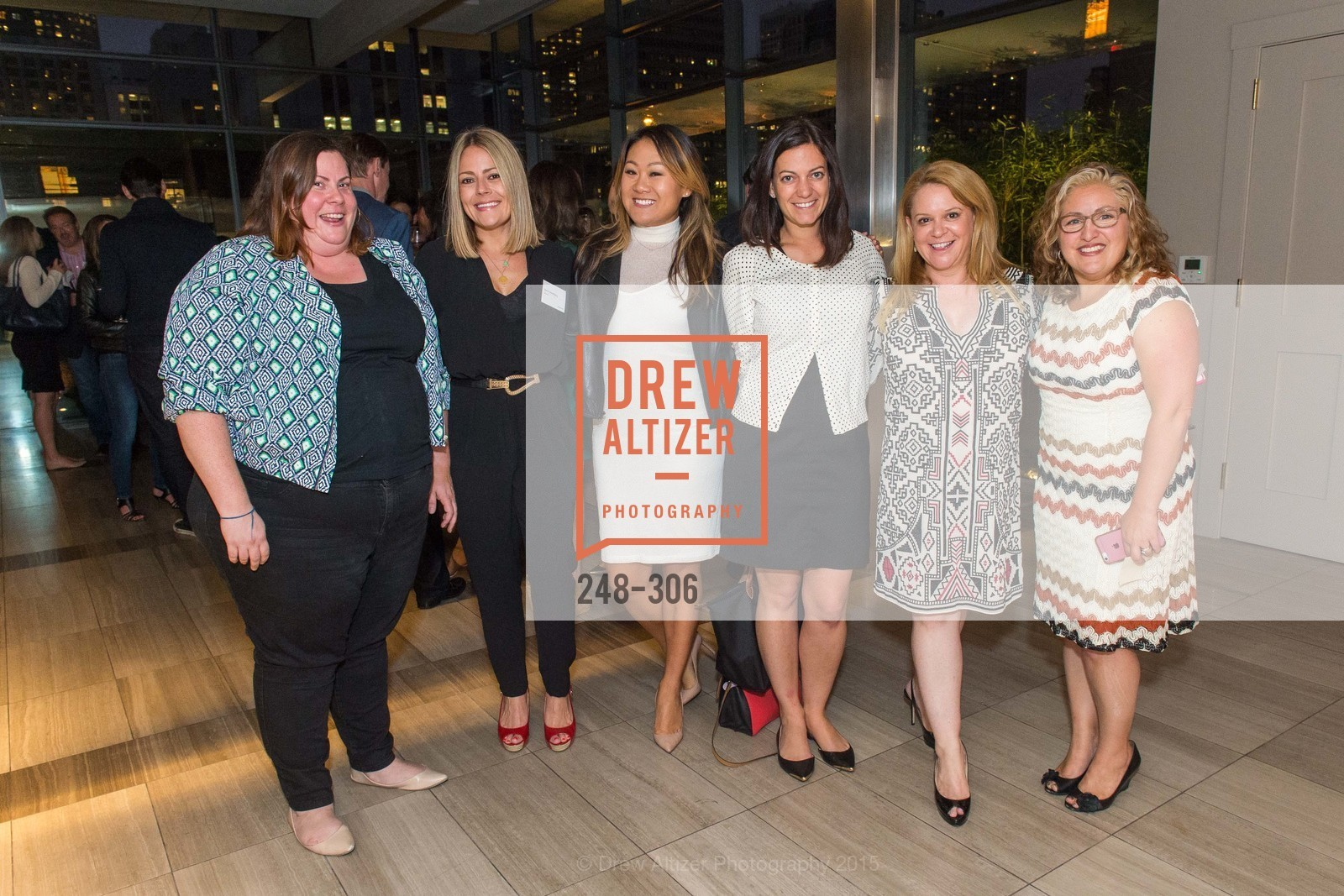 Sheila Bryson, Marni Greenberg, Karen Chung, Donna Burke, Diane Schreiber, Sparkpr's Annual Rooftop Soirée, The Battery Penthouse, September 22nd, 2015,Drew Altizer, Drew Altizer Photography, full-service agency, private events, San Francisco photographer, photographer california
