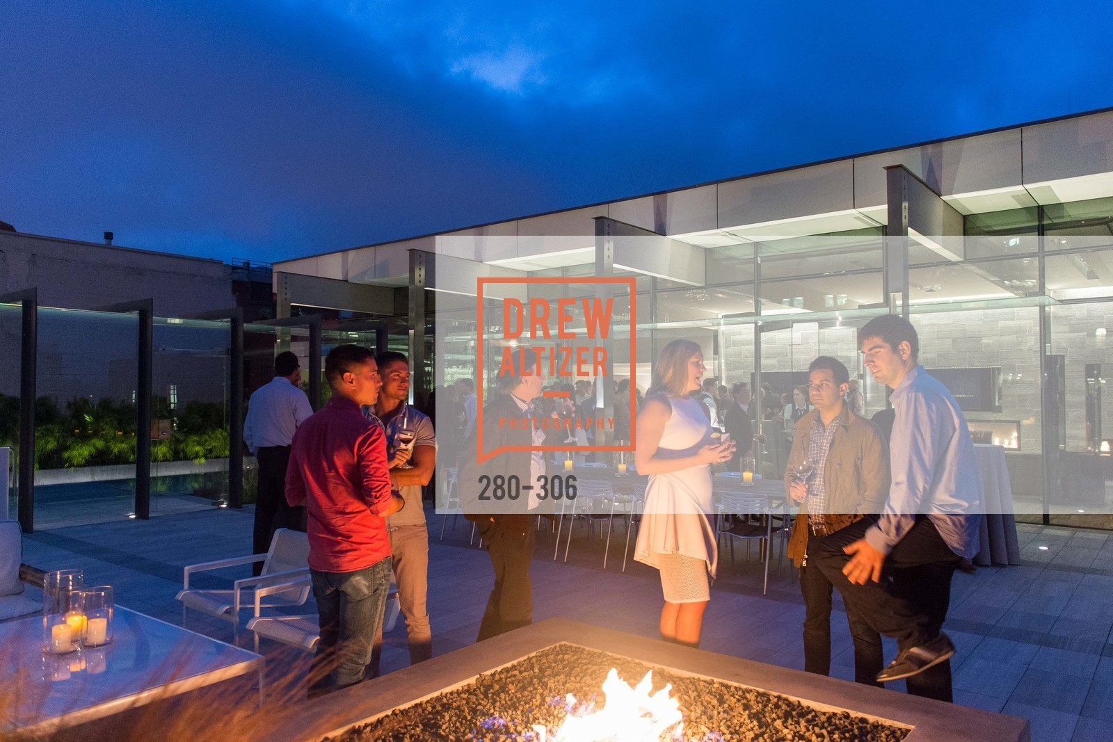 Atmosphere, Sparkpr's Annual Rooftop Soirée, The Battery Penthouse, September 22nd, 2015,Drew Altizer, Drew Altizer Photography, full-service event agency, private events, San Francisco photographer, photographer California