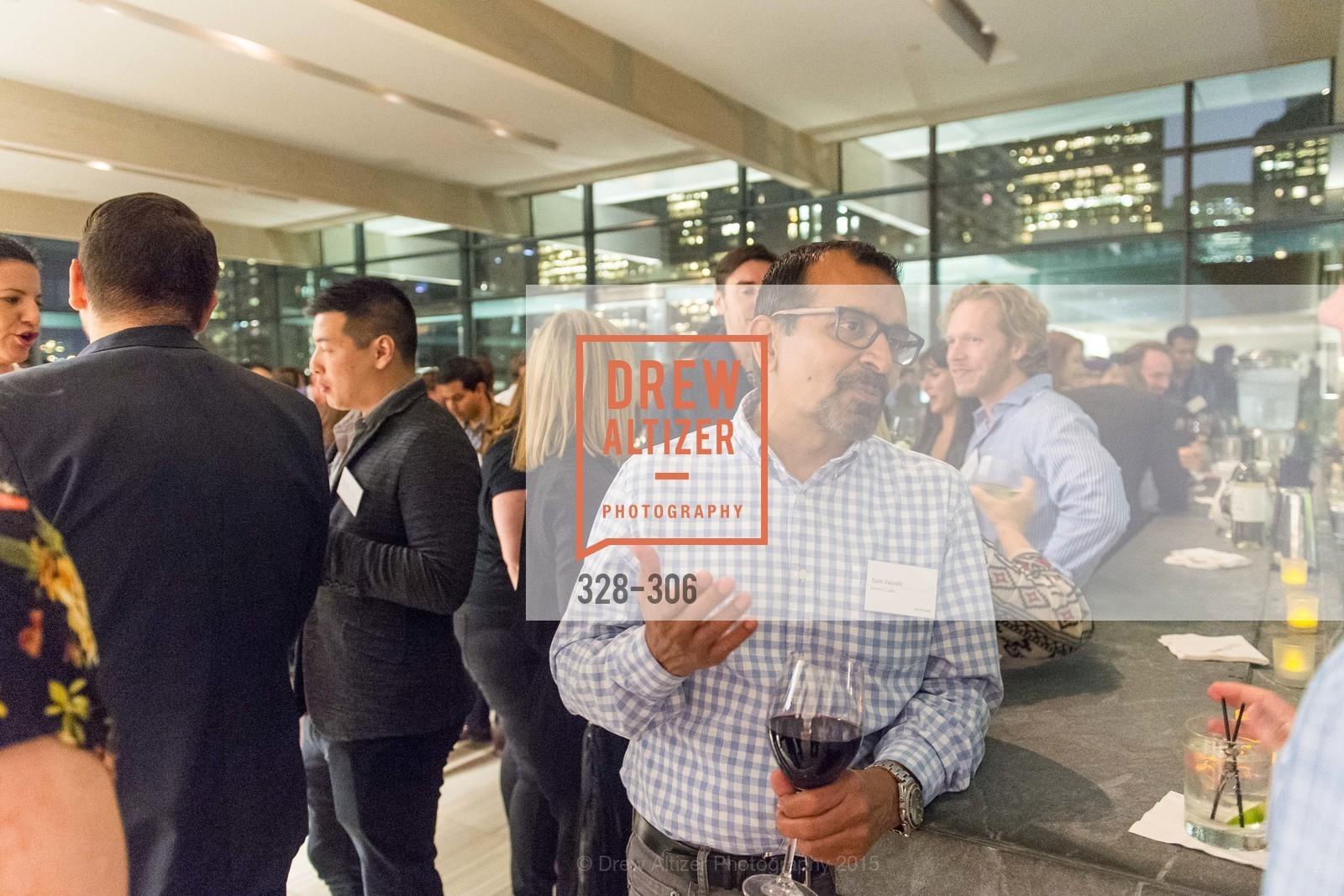 Sam Vasisht, Sparkpr's Annual Rooftop Soirée, The Battery Penthouse, September 22nd, 2015,Drew Altizer, Drew Altizer Photography, full-service agency, private events, San Francisco photographer, photographer california