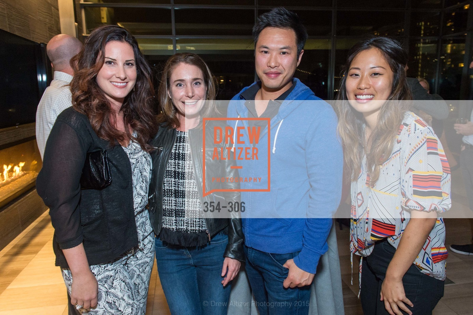 Alexa Alioto, Kirsten Maynard, Andrew Cho, Sparkpr's Annual Rooftop Soirée, The Battery Penthouse, September 22nd, 2015,Drew Altizer, Drew Altizer Photography, full-service agency, private events, San Francisco photographer, photographer california