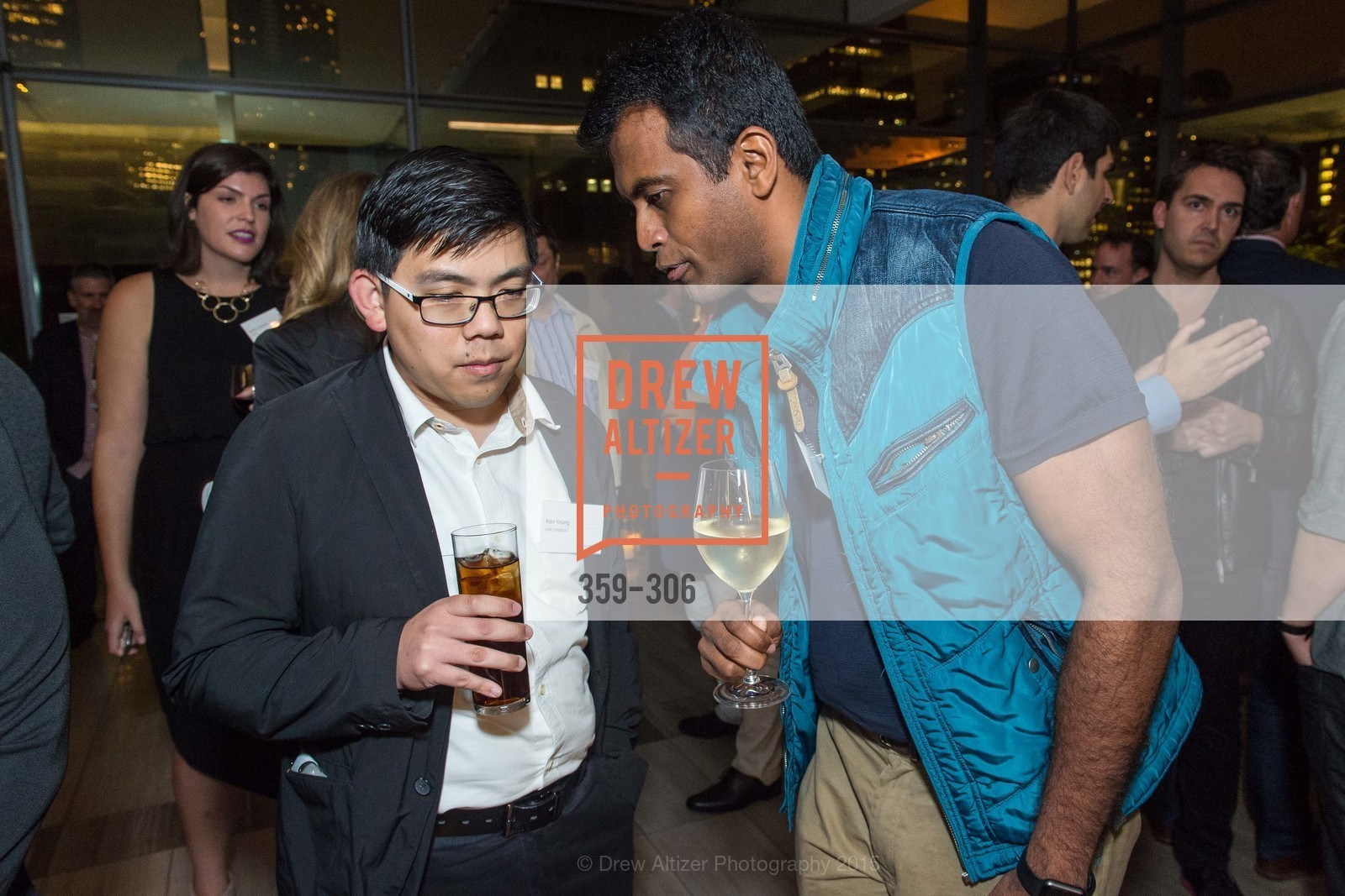 Ken Yeung, Deepak Jaedankuar, Sparkpr's Annual Rooftop Soirée, The Battery Penthouse, September 22nd, 2015,Drew Altizer, Drew Altizer Photography, full-service agency, private events, San Francisco photographer, photographer california