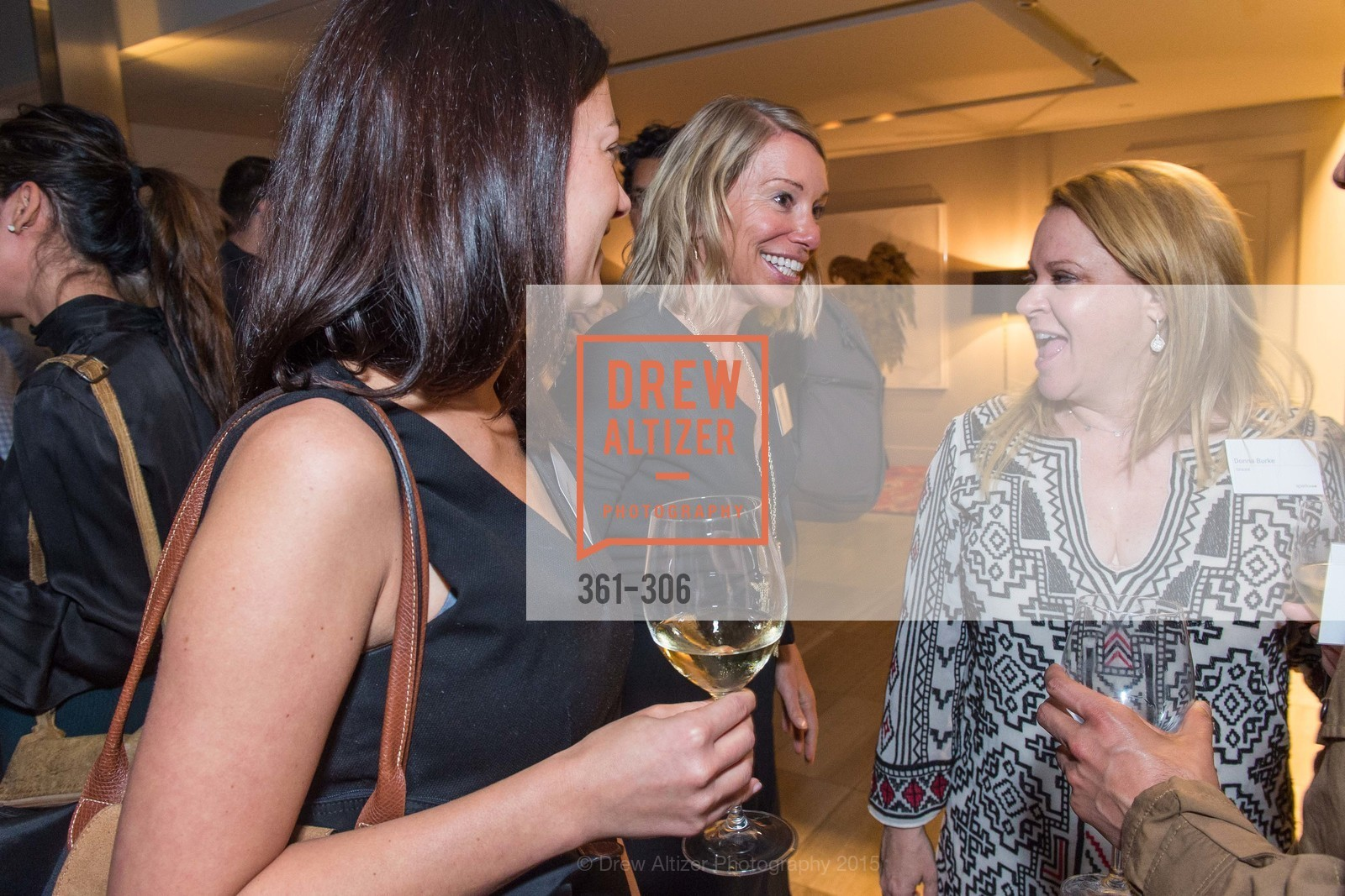 Mary Magmani, Donna Burke, Sparkpr's Annual Rooftop Soirée, The Battery Penthouse, September 22nd, 2015,Drew Altizer, Drew Altizer Photography, full-service agency, private events, San Francisco photographer, photographer california