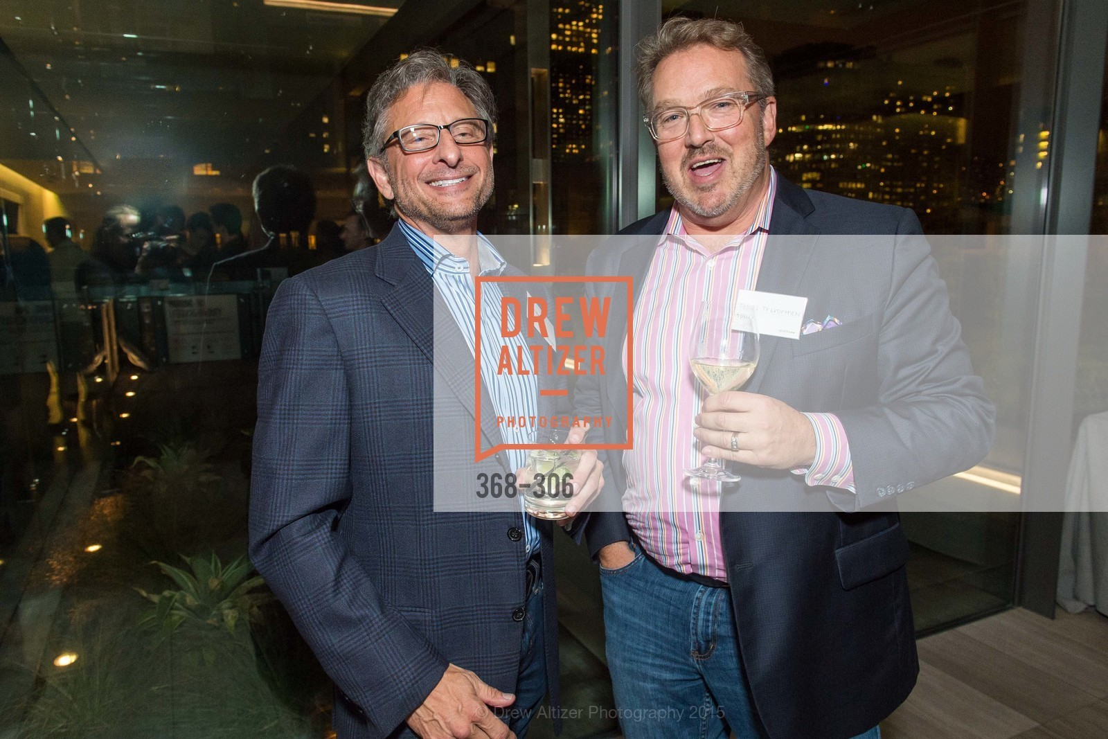 Aaron Mann, Tobin Trevarthen, Sparkpr's Annual Rooftop Soirée, The Battery Penthouse, September 22nd, 2015,Drew Altizer, Drew Altizer Photography, full-service agency, private events, San Francisco photographer, photographer california