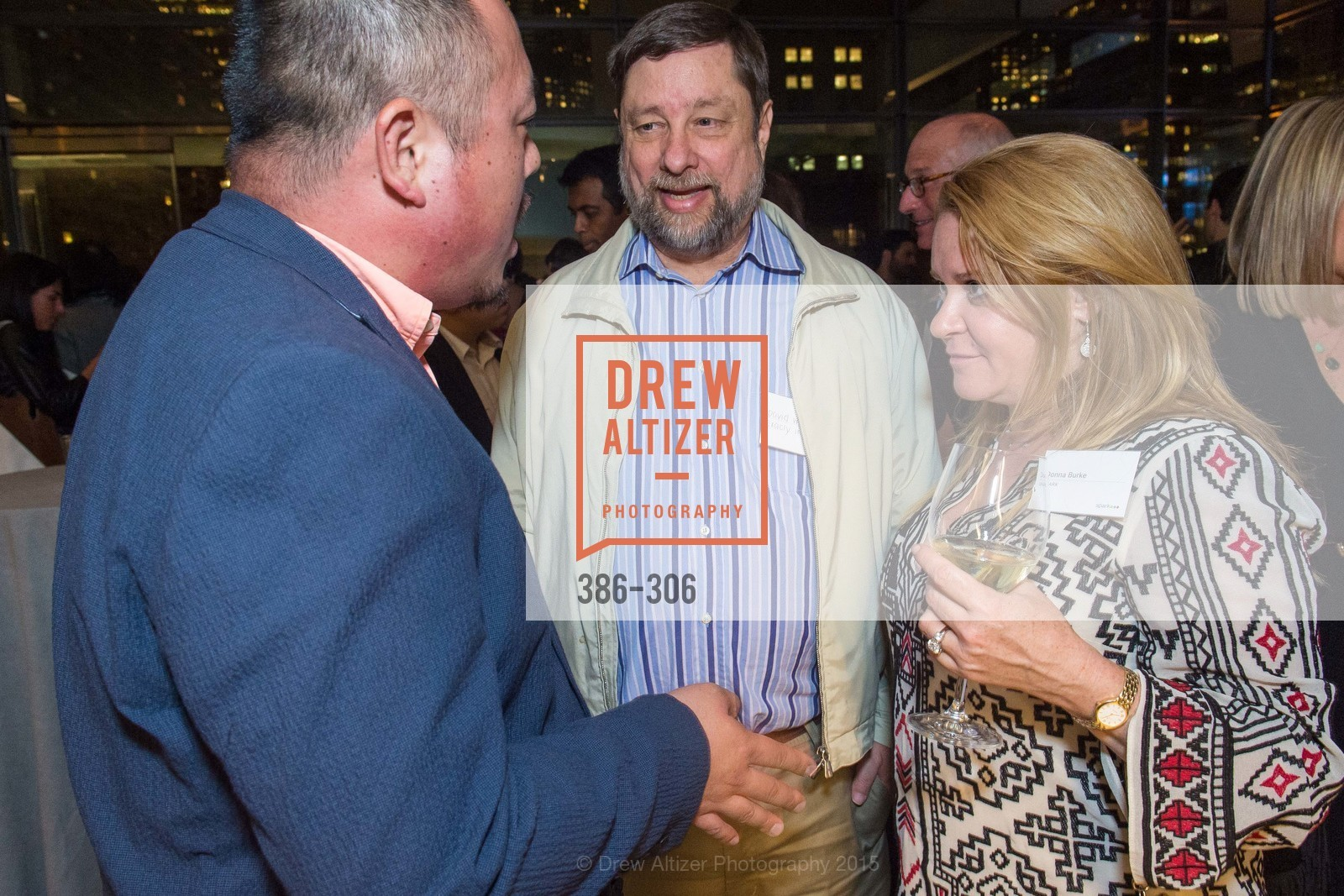 David Warthen, Donna Burke, Sparkpr's Annual Rooftop Soirée, The Battery Penthouse, September 22nd, 2015,Drew Altizer, Drew Altizer Photography, full-service agency, private events, San Francisco photographer, photographer california