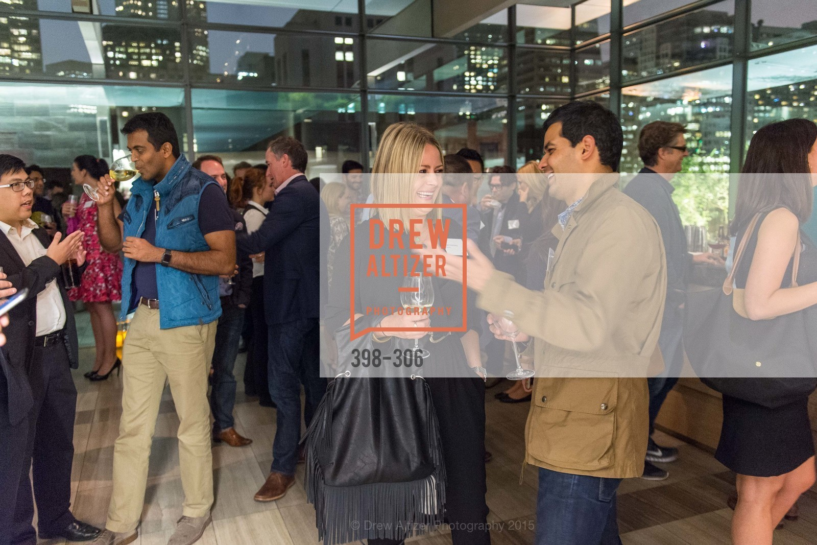 Atmosphere, Sparkpr's Annual Rooftop Soirée, The Battery Penthouse, September 22nd, 2015