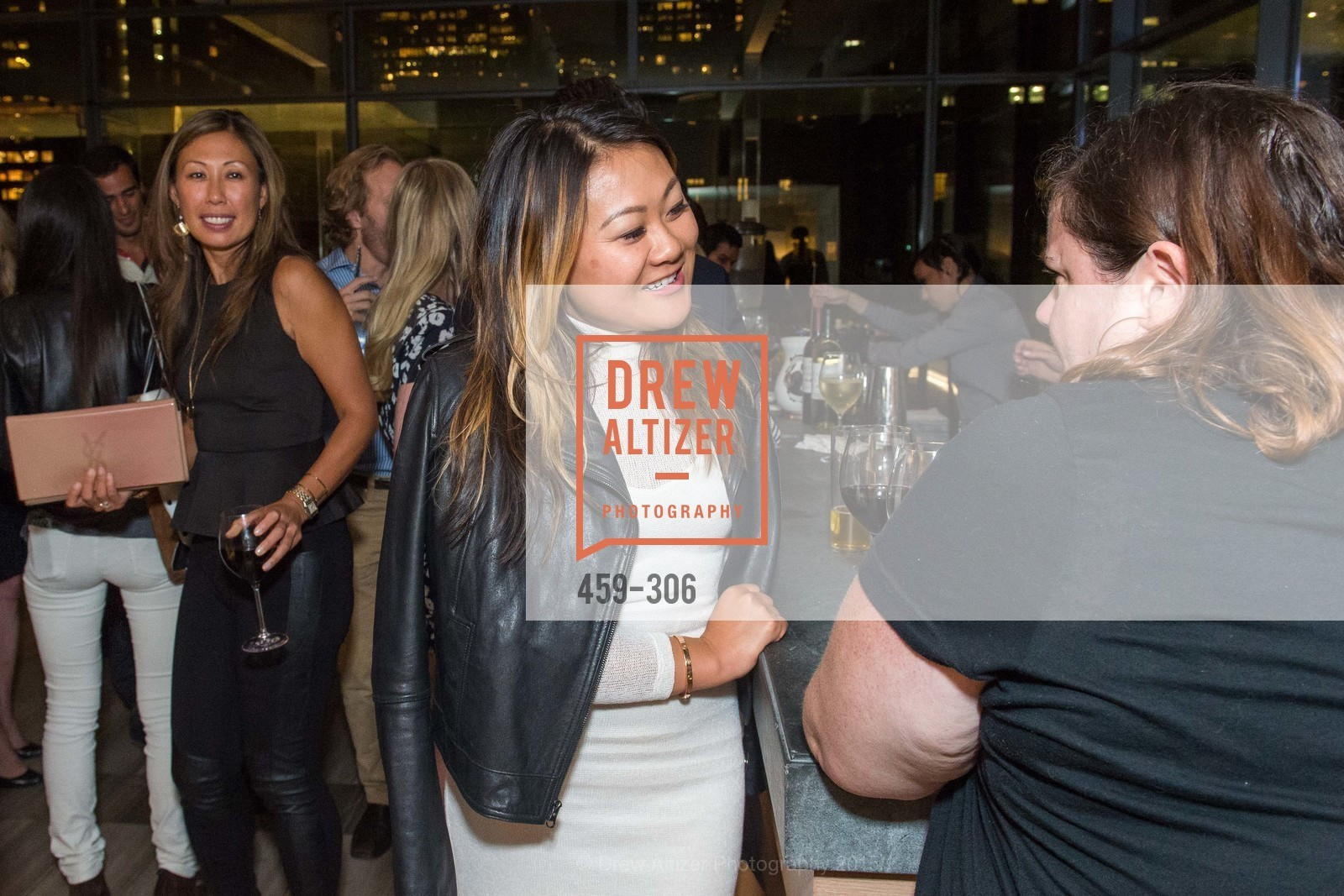 Karen Chung, Sparkpr's Annual Rooftop Soirée, The Battery Penthouse, September 22nd, 2015,Drew Altizer, Drew Altizer Photography, full-service event agency, private events, San Francisco photographer, photographer California