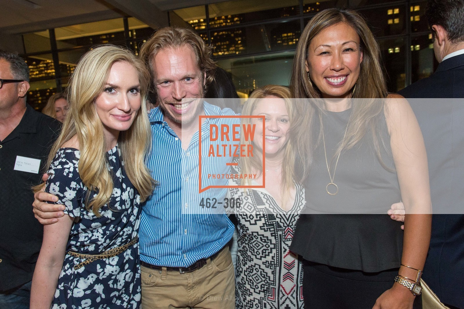 Kelsey Cullen, Alexander Lloyd, Donna Burke, Joy Boatwright, Sparkpr's Annual Rooftop Soirée, The Battery Penthouse, September 22nd, 2015,Drew Altizer, Drew Altizer Photography, full-service agency, private events, San Francisco photographer, photographer california
