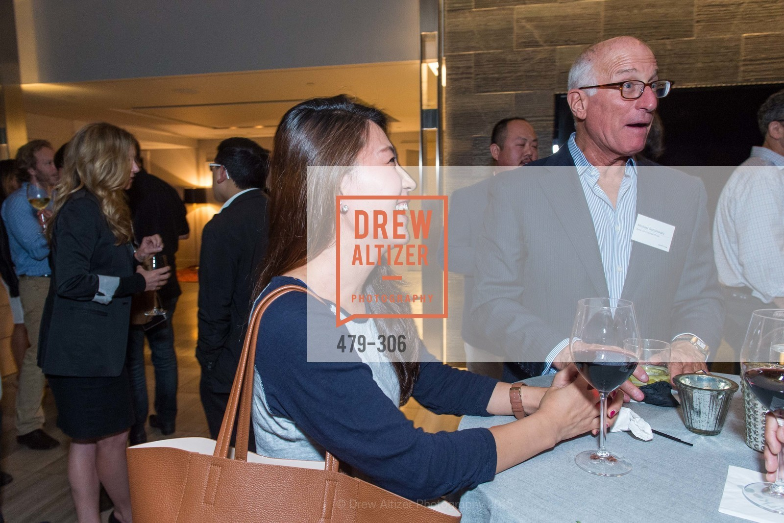 Jenna Kwat, Michael Santimauro, Sparkpr's Annual Rooftop Soirée, The Battery Penthouse, September 22nd, 2015,Drew Altizer, Drew Altizer Photography, full-service agency, private events, San Francisco photographer, photographer california