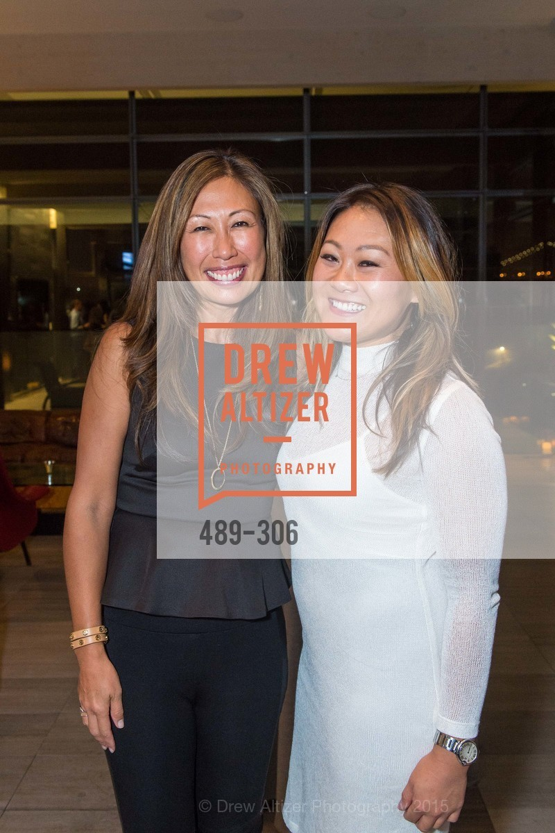 Joy Boatwright, Karen Chung, Sparkpr's Annual Rooftop Soirée, The Battery Penthouse, September 22nd, 2015,Drew Altizer, Drew Altizer Photography, full-service agency, private events, San Francisco photographer, photographer california