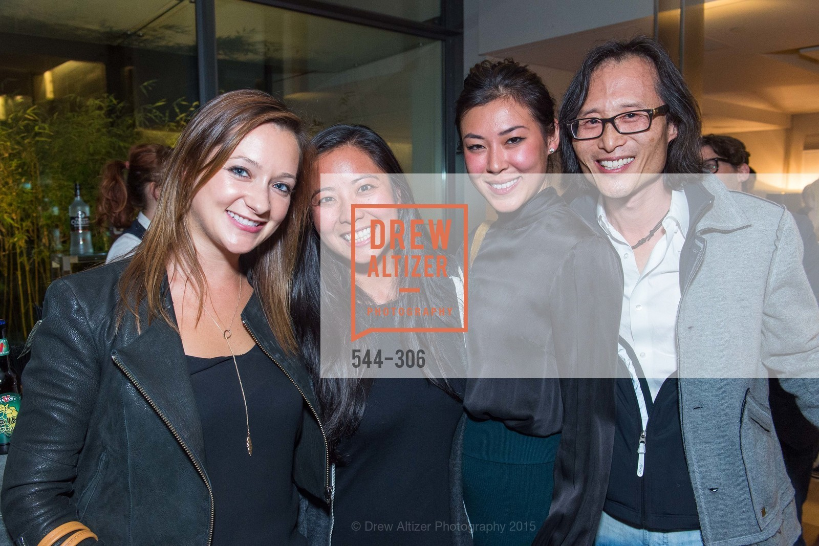 Ann Kolontyrsky, Cece Cheng, Richard Ling, Sparkpr's Annual Rooftop Soirée, The Battery Penthouse, September 22nd, 2015,Drew Altizer, Drew Altizer Photography, full-service agency, private events, San Francisco photographer, photographer california