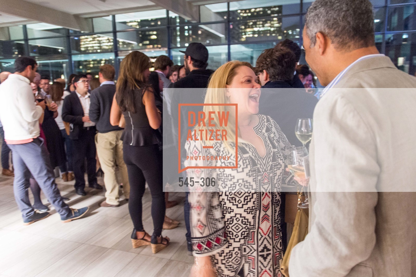 Donna Burke, Sparkpr's Annual Rooftop Soirée, The Battery Penthouse, September 22nd, 2015,Drew Altizer, Drew Altizer Photography, full-service agency, private events, San Francisco photographer, photographer california