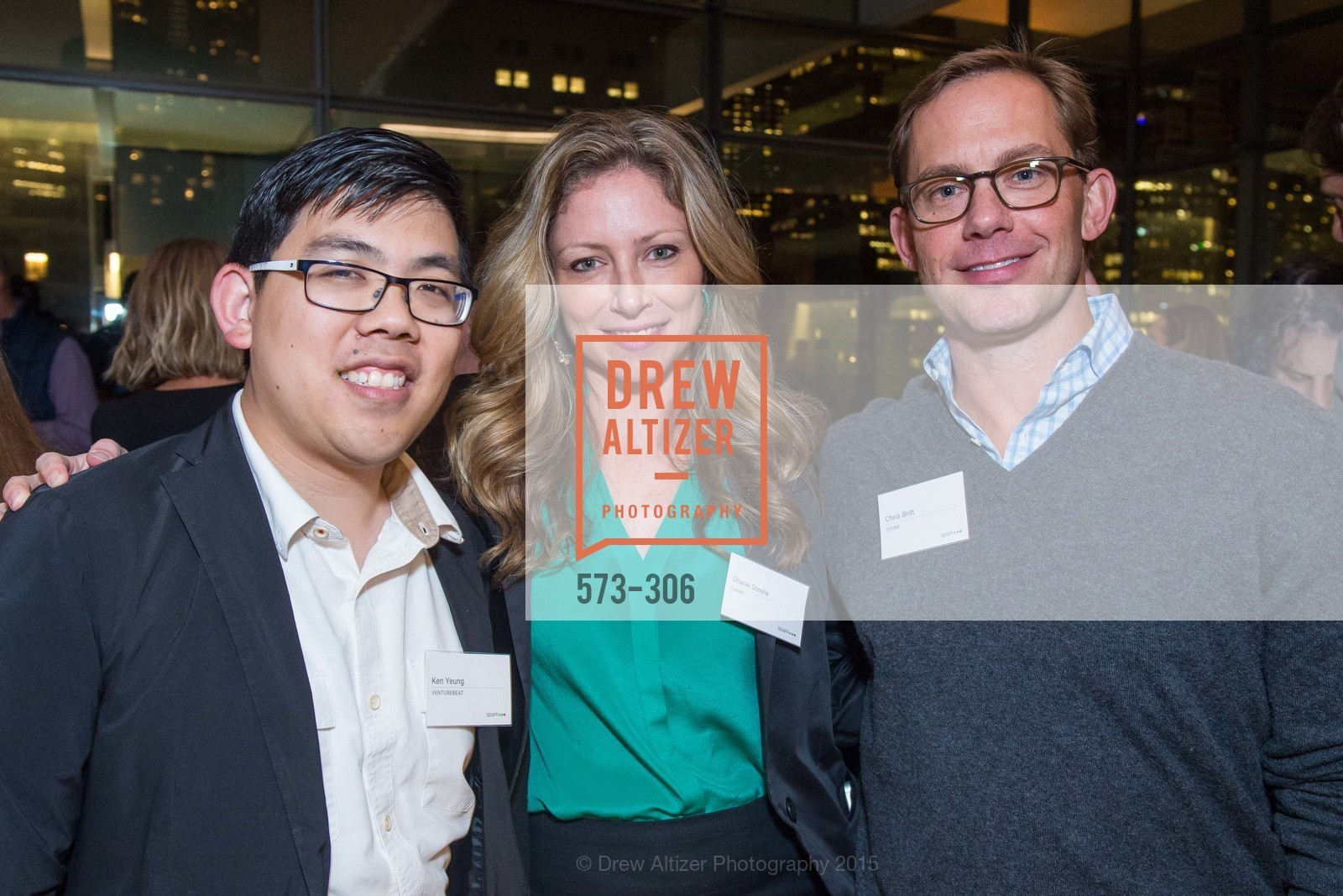 Ken Yeung, Shane Steele, Chris Britt, Sparkpr's Annual Rooftop Soirée, The Battery Penthouse, September 22nd, 2015,Drew Altizer, Drew Altizer Photography, full-service agency, private events, San Francisco photographer, photographer california