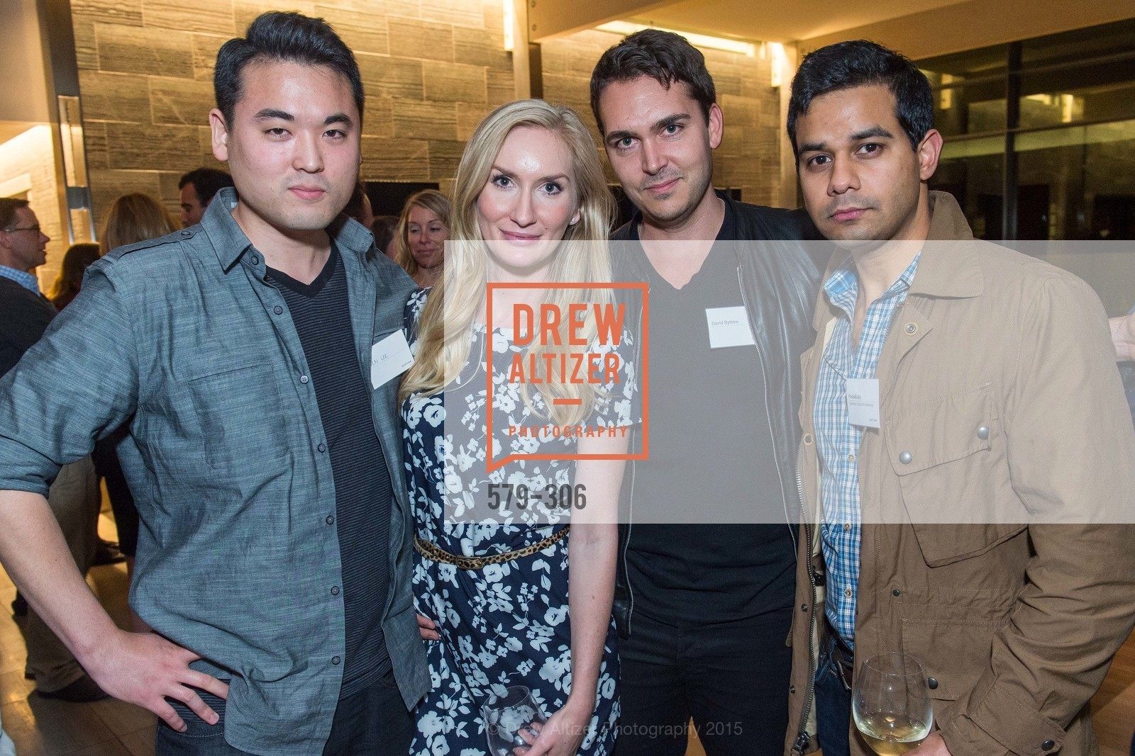 Ben Lee, Kelsey Cullen, David Byttow, Prateek Alsi, Sparkpr's Annual Rooftop Soirée, The Battery Penthouse, September 22nd, 2015,Drew Altizer, Drew Altizer Photography, full-service agency, private events, San Francisco photographer, photographer california