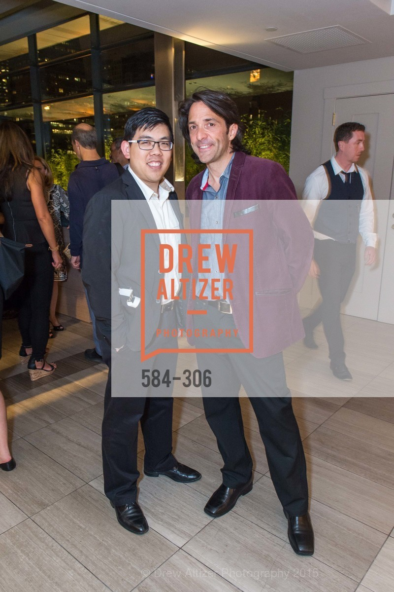 Ken Yeung, Michael Celiceo, Sparkpr's Annual Rooftop Soirée, The Battery Penthouse, September 22nd, 2015,Drew Altizer, Drew Altizer Photography, full-service agency, private events, San Francisco photographer, photographer california
