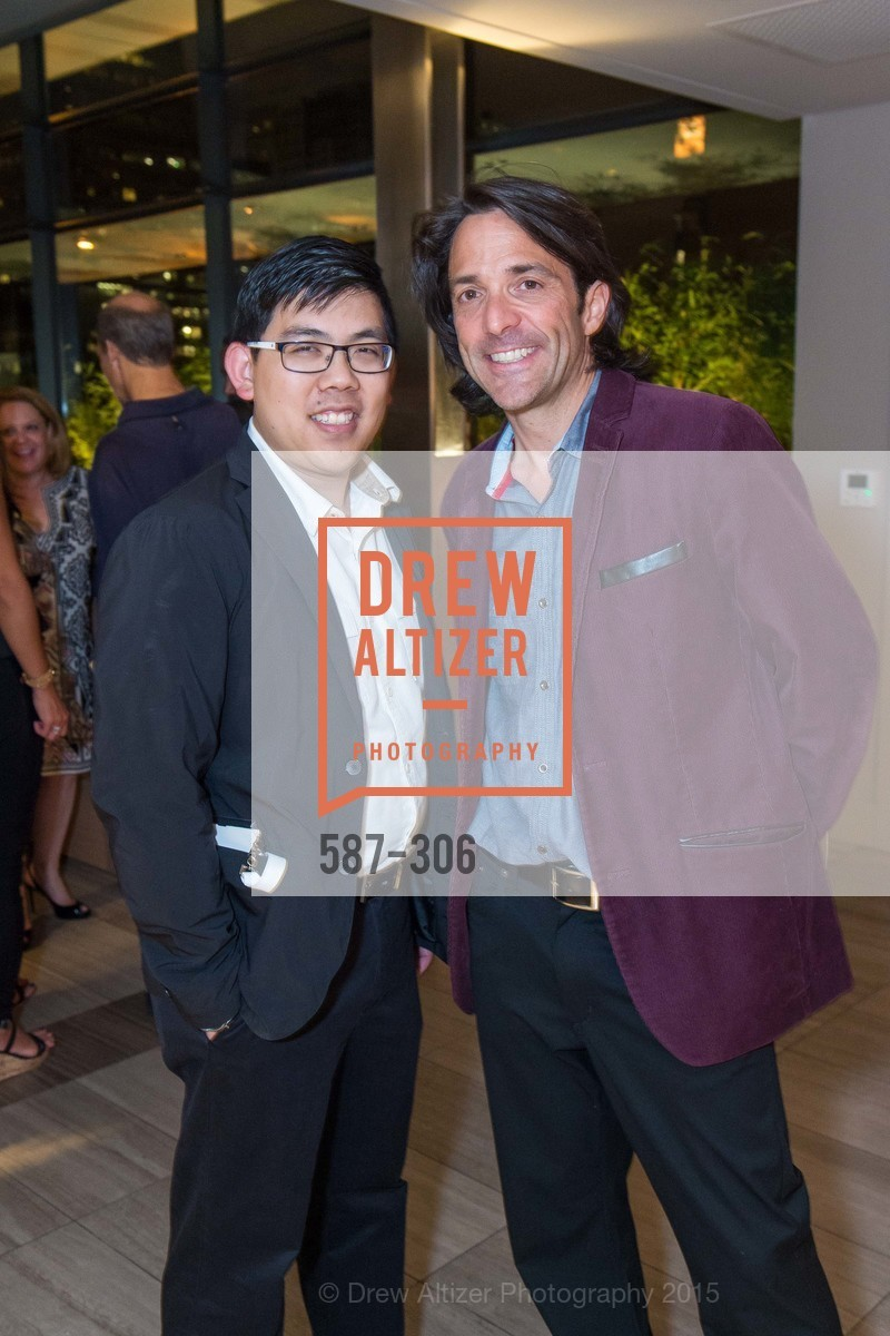 Ken Yeung, Michael Celiceo, Sparkpr's Annual Rooftop Soirée, The Battery Penthouse, September 22nd, 2015,Drew Altizer, Drew Altizer Photography, full-service event agency, private events, San Francisco photographer, photographer California