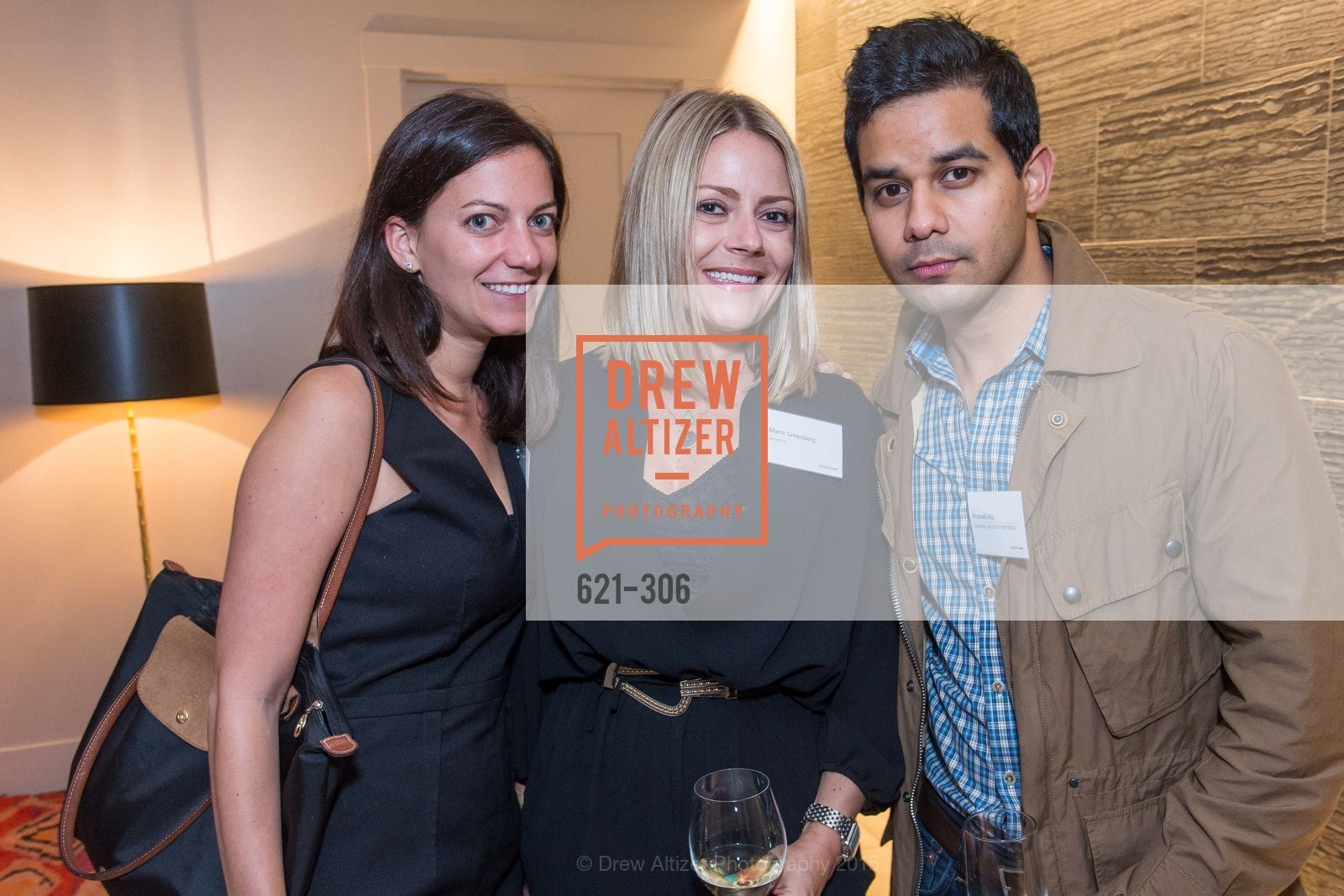 Marni Greenberg, Prateek Alsi, Sparkpr's Annual Rooftop Soirée, The Battery Penthouse, September 22nd, 2015,Drew Altizer, Drew Altizer Photography, full-service agency, private events, San Francisco photographer, photographer california