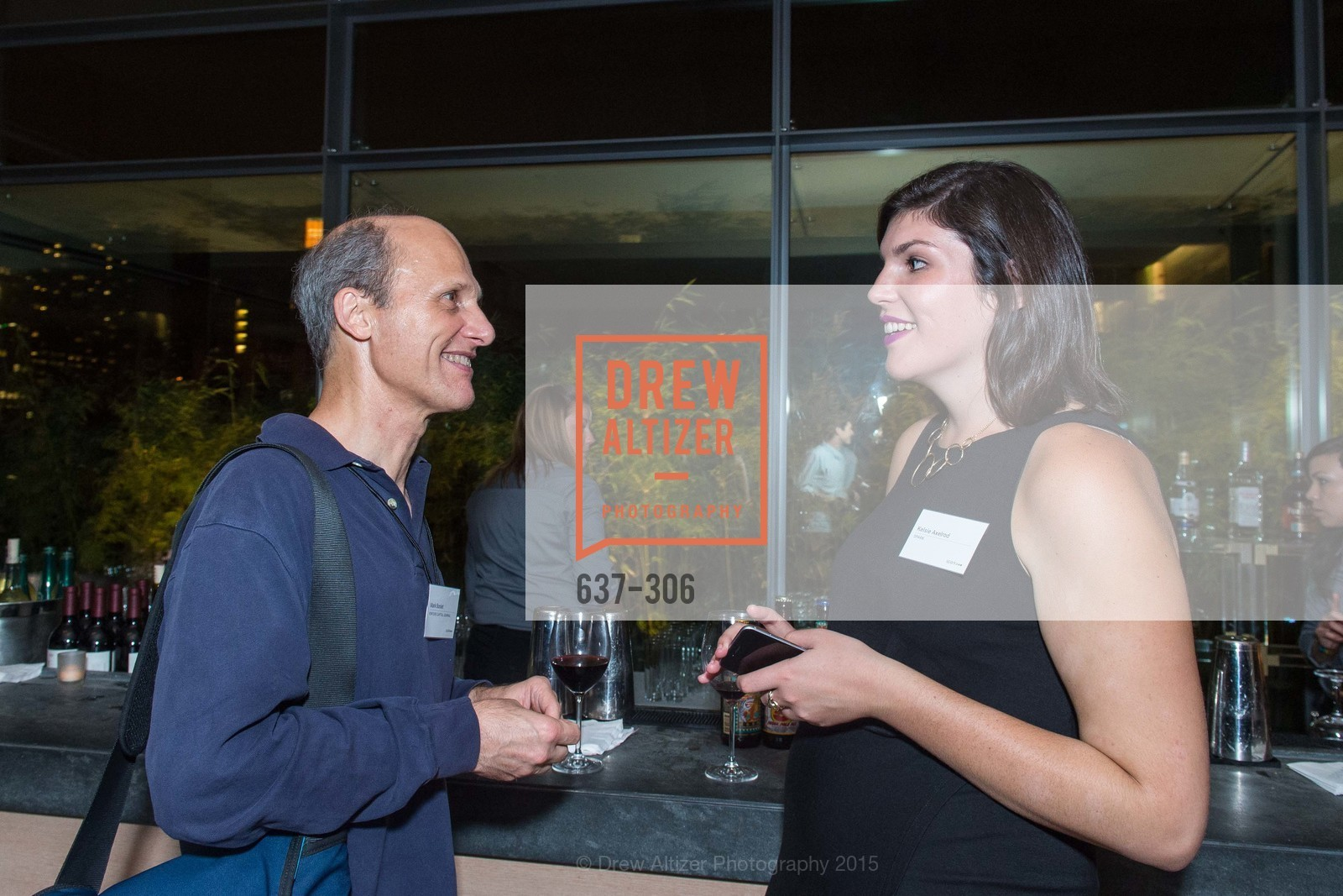 Mark Bolset, Kelsey Axelrod, Sparkpr's Annual Rooftop Soirée, The Battery Penthouse, September 22nd, 2015,Drew Altizer, Drew Altizer Photography, full-service agency, private events, San Francisco photographer, photographer california