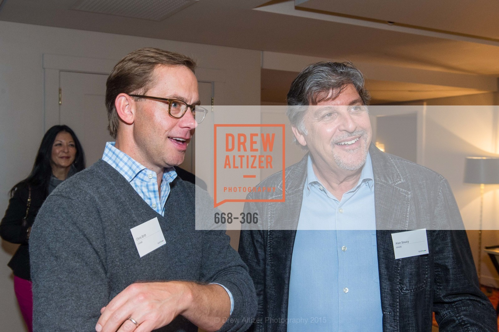 Chris Britt, Alan Soucy, Sparkpr's Annual Rooftop Soirée, The Battery Penthouse, September 22nd, 2015,Drew Altizer, Drew Altizer Photography, full-service agency, private events, San Francisco photographer, photographer california