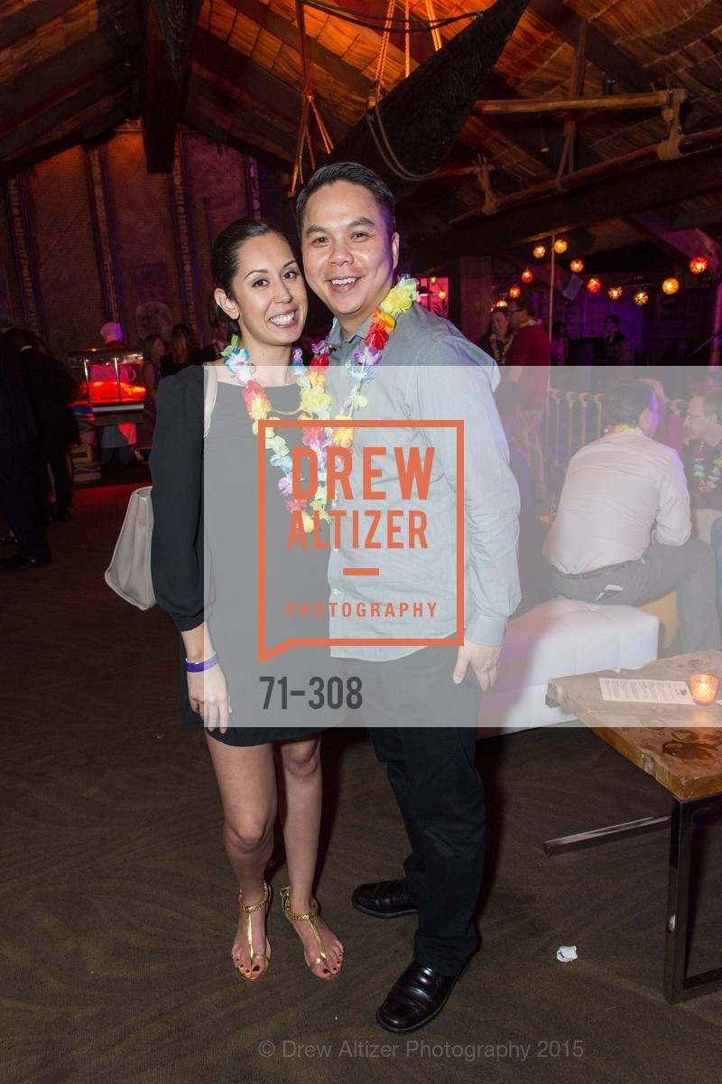 Daniel Wong, Tonga Room & Hurricane Bar Celebrates 70 Years of Tiki Glory, Fairmont, September 23rd, 2015,Drew Altizer, Drew Altizer Photography, full-service agency, private events, San Francisco photographer, photographer california