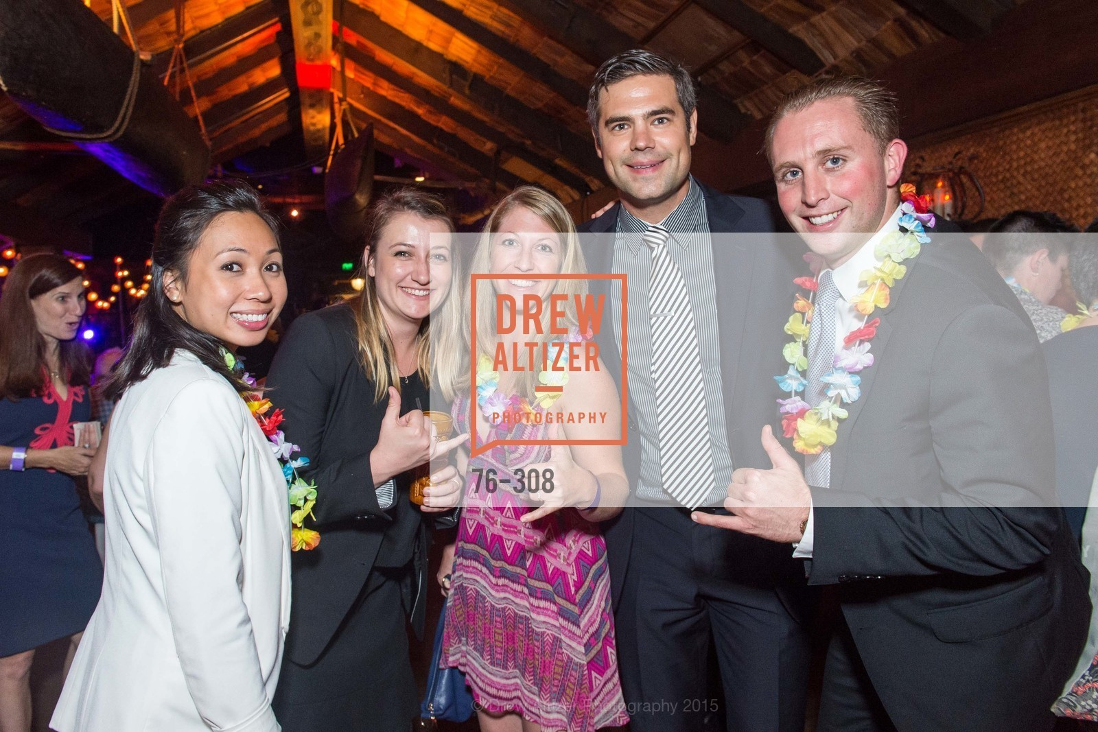 Alexis Keaton, Gordon Jalinic, Michael Morris, Tonga Room & Hurricane Bar Celebrates 70 Years of Tiki Glory, Fairmont, September 23rd, 2015,Drew Altizer, Drew Altizer Photography, full-service agency, private events, San Francisco photographer, photographer california