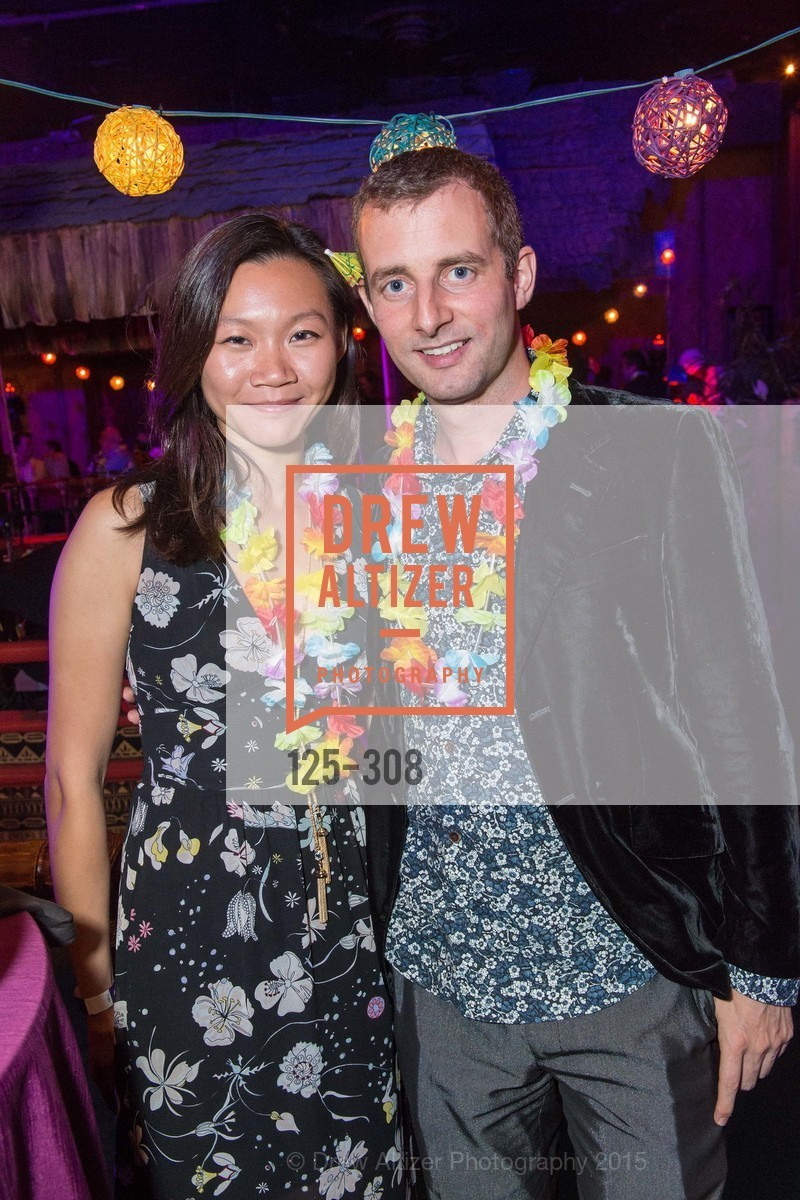 Angela Chan, Tonga Room & Hurricane Bar Celebrates 70 Years of Tiki Glory, Fairmont, September 23rd, 2015,Drew Altizer, Drew Altizer Photography, full-service agency, private events, San Francisco photographer, photographer california