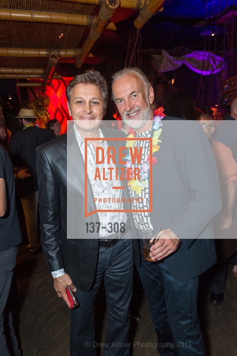 Walip Mando, Hubert Keller, Tonga Room & Hurricane Bar Celebrates 70 Years of Tiki Glory, Fairmont, September 23rd, 2015,Drew Altizer, Drew Altizer Photography, full-service agency, private events, San Francisco photographer, photographer california
