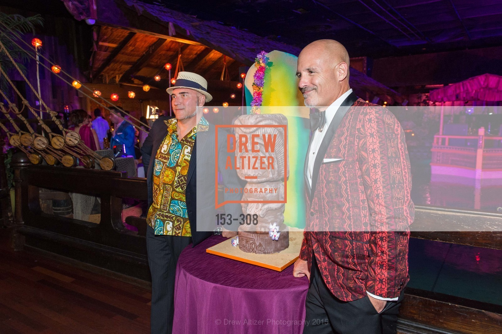 Top Picks, Tonga Room & Hurricane Bar Celebrates 70 Years of Tiki Glory, September 23rd, 2015, Photo,Drew Altizer, Drew Altizer Photography, full-service agency, private events, San Francisco photographer, photographer california
