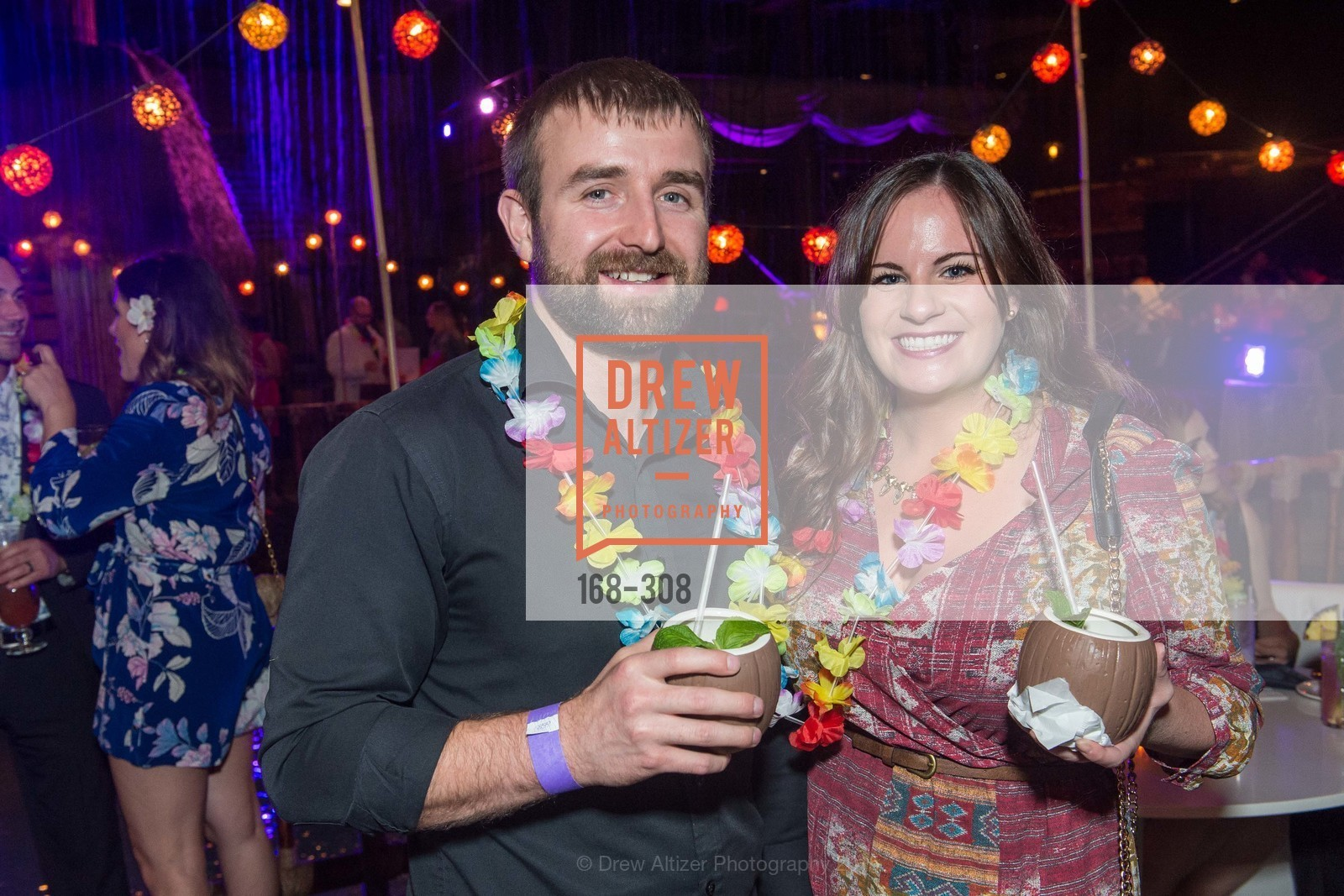 Luke Walden, Tonga Room & Hurricane Bar Celebrates 70 Years of Tiki Glory, Fairmont, September 23rd, 2015,Drew Altizer, Drew Altizer Photography, full-service agency, private events, San Francisco photographer, photographer california